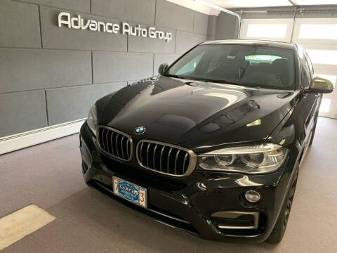 2015 BMW X6 for sale at Advance Auto Group, LLC in Chichester NH