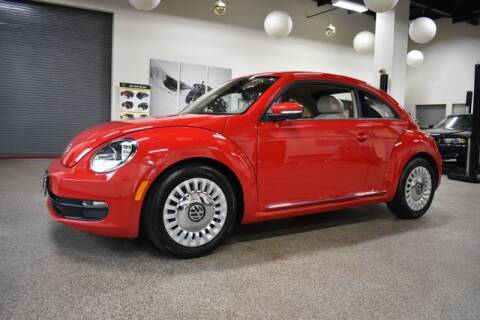 2016 Volkswagen Beetle for sale at DONE DEAL MOTORS in Canton MA