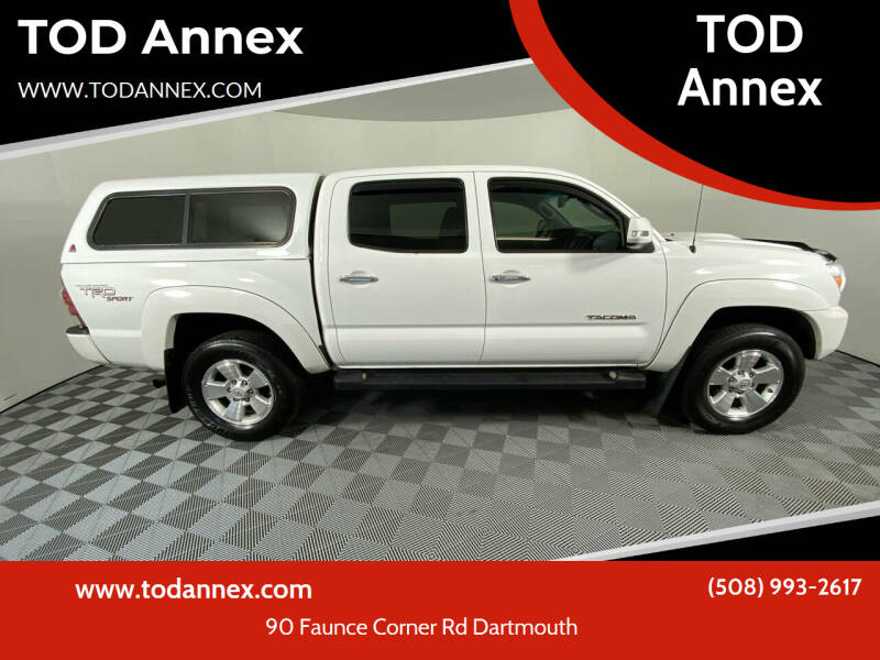 2013 Toyota Tacoma for sale at TOD Annex in North Dartmouth MA