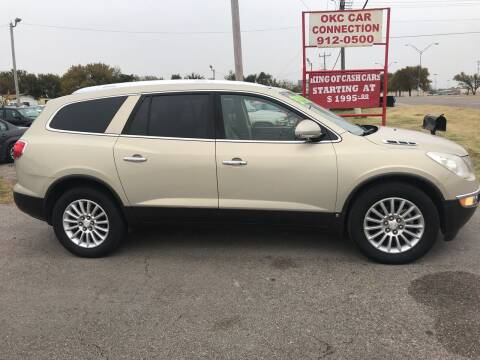 2008 Buick Enclave for sale at OKC CAR CONNECTION in Oklahoma City OK