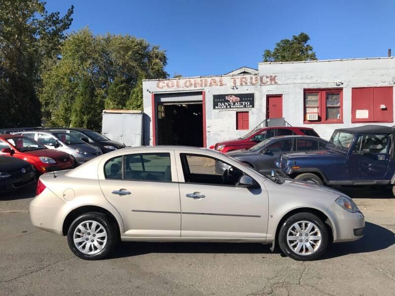 2009 Chevrolet Cobalt for sale at Dan's Auto Sales and Repair LLC in East Hartford CT