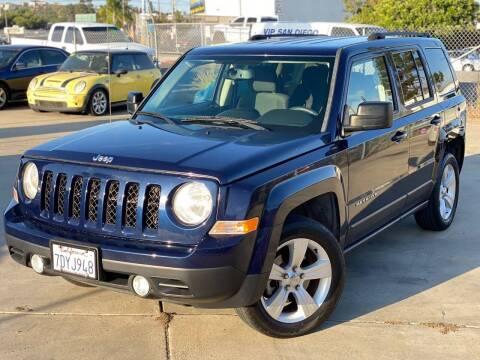 2014 Jeep Patriot for sale at Gold Coast Motors in Lemon Grove CA
