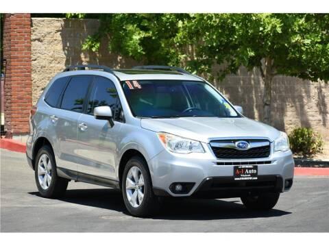 2014 Subaru Forester for sale at A-1 Auto Wholesale in Sacramento CA