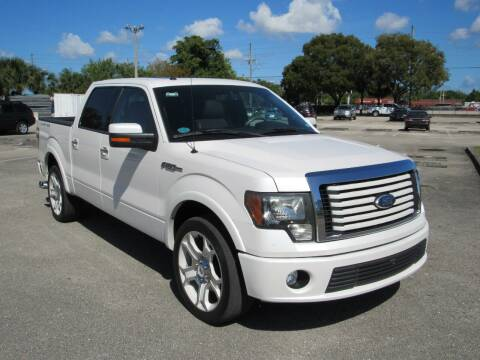 2011 Ford F-150 for sale at United Auto Center in Davie FL