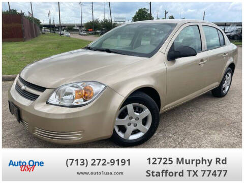 2010 Chevrolet Cobalt for sale at Auto One USA in Stafford TX