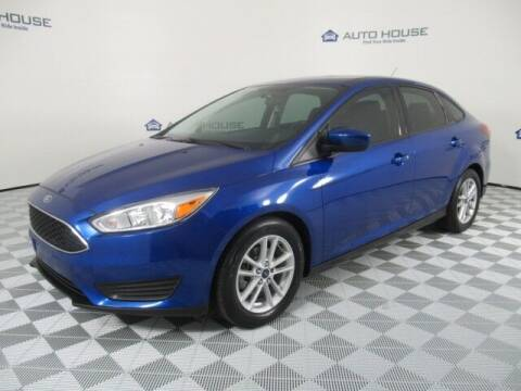 2018 Ford Focus for sale at Autos by Jeff Tempe in Tempe AZ