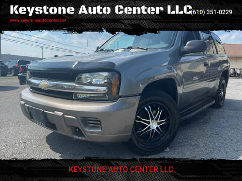 2007 Chevrolet TrailBlazer for sale at Keystone Auto Center LLC in Allentown PA
