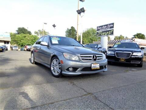 2009 Mercedes-Benz C-Class for sale at Save Auto Sales in Sacramento CA