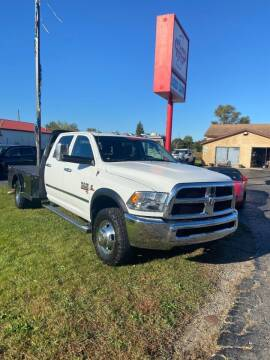 2017 RAM Ram Chassis 3500 for sale at DAVE KNAPP USED CARS in Lapeer MI