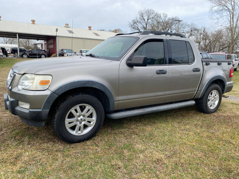 2008 Ford Explorer Sport Trac for sale at M & M Motors in Angleton TX