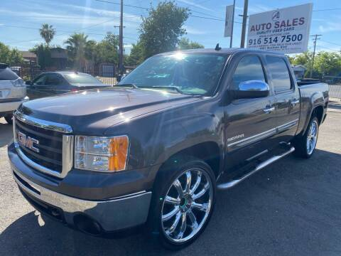 2010 GMC Sierra 1500 for sale at A1 Auto Sales in Sacramento CA