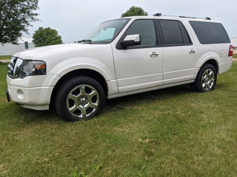 2014 Ford Expedition EL for sale at McClain Auto Mall in Rochelle IL