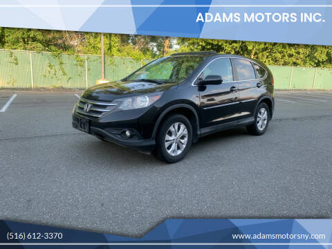 2014 Honda CR-V for sale at Adams Motors INC. in Inwood NY