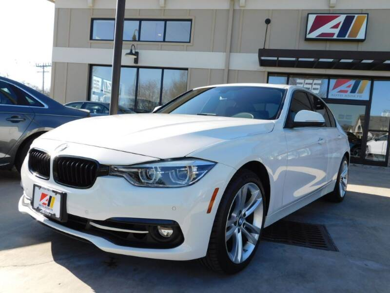 2017 BMW 3 Series for sale at Auto Assets in Powell OH