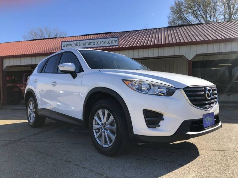 2016 Mazda CX-5 for sale at PITTMAN MOTOR CO in Lindale TX