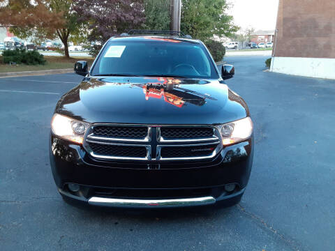2013 Dodge Durango for sale at LOS PAISANOS AUTO & TRUCK SALES LLC in Peachtree Corners GA