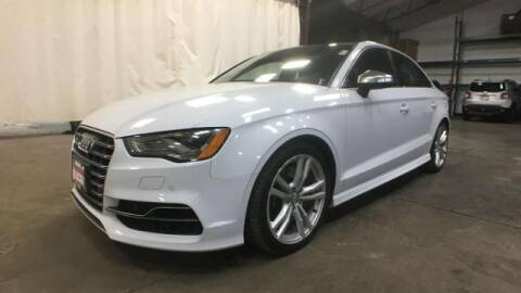 2015 Audi A3 S3 for sale at Victoria Auto Sales in Victoria MN