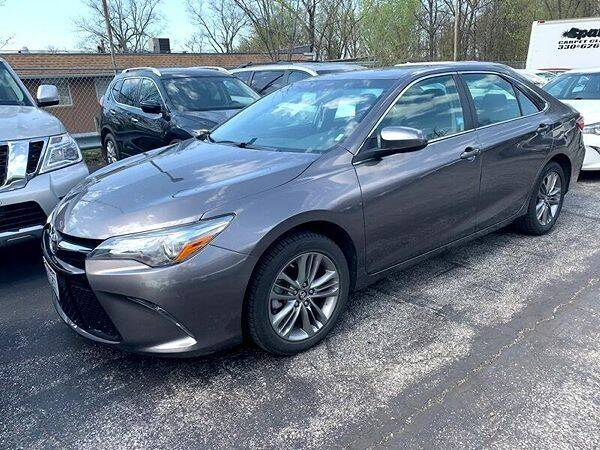 2017 Toyota Camry for sale at Ohio Auto Connection Inc in Maple Heights OH