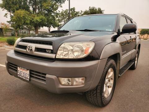 2003 Toyota 4Runner for sale at 707 Motors in Fairfield CA