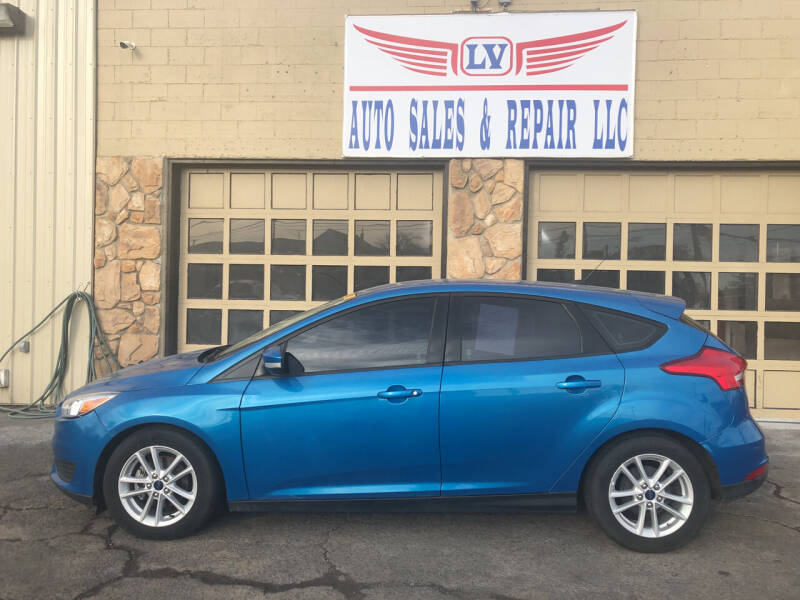 2015 Ford Focus for sale at LV Auto Sales & Repair, LLC in Yakima WA