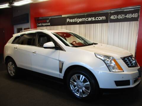 2014 Cadillac SRX for sale at Prestige Motorcars in Warwick RI