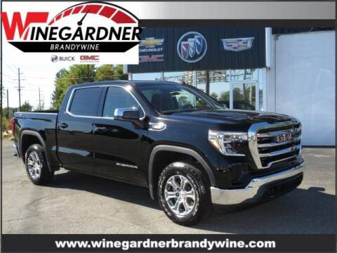 2020 GMC Sierra 1500 for sale at Winegardner Auto Sales in Prince Frederick MD