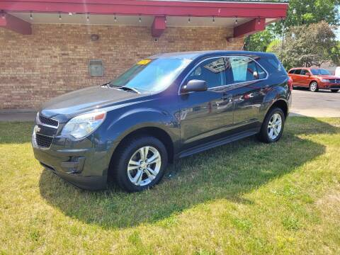 2012 Chevrolet Equinox for sale at Murdock Used Cars in Niles MI