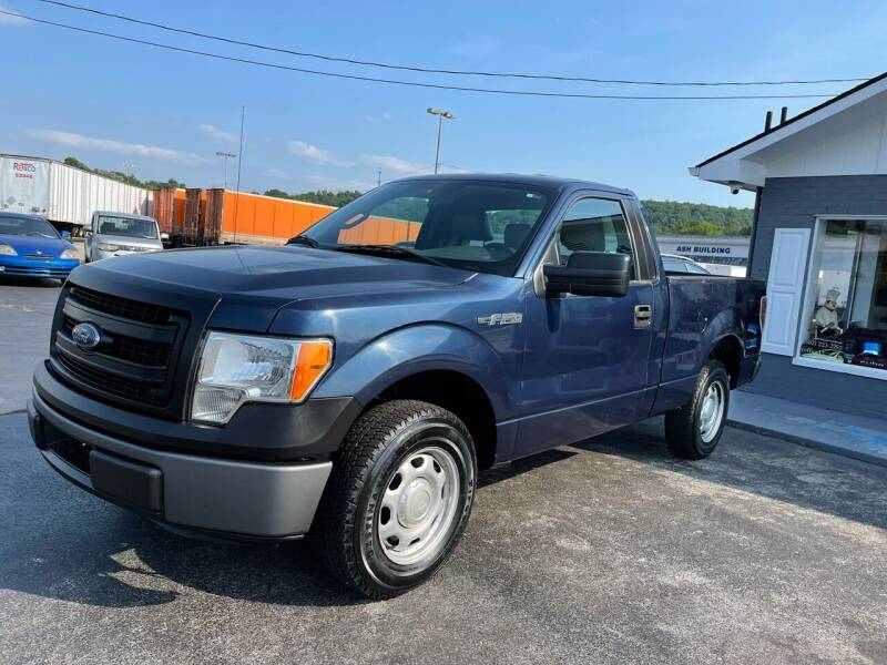 2014 Ford F-150 for sale in Frankfort, KY
