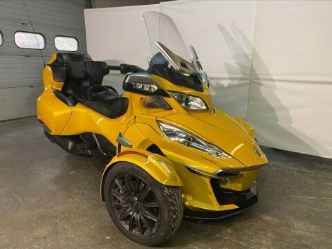 2014 Can-Am Spyder RT-S SE6 for sale at Kent Road Motorsports in Cornwall Bridge CT