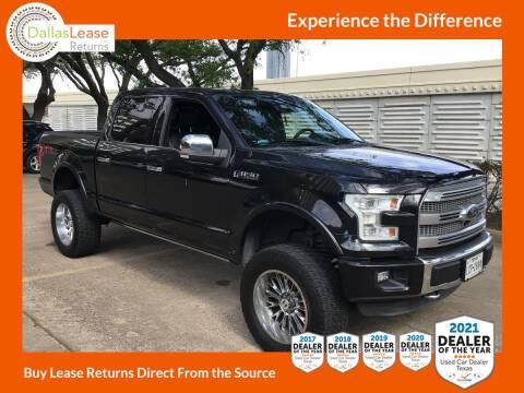 2015 Ford F-150 for sale at Dallas Auto Finance in Dallas TX