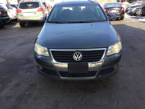 2009 Volkswagen Passat for sale at Olsi Auto Sales in Worcester MA
