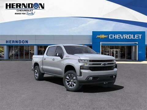 2021 Chevrolet Silverado 1500 for sale at Herndon Chevrolet in Lexington SC