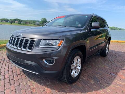 2014 Jeep Grand Cherokee for sale at PUTNAM AUTO SALES INC in Marietta OH