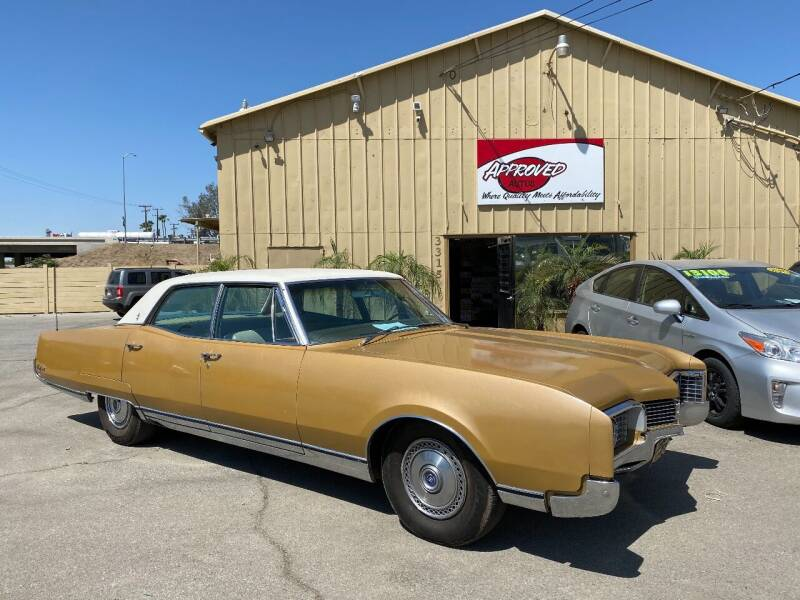 1967 Oldsmobile Ninety-Eight for sale in Bakersfield, CA
