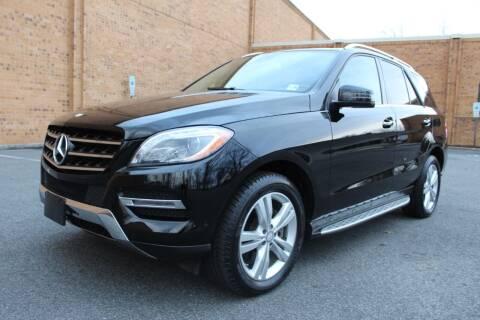 2014 Mercedes-Benz M-Class for sale at Vantage Auto Group - Vantage Auto Wholesale in Lodi NJ