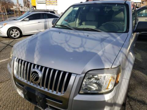 2008 Mercury Mariner for sale at Jimmys Auto INC in Washington DC