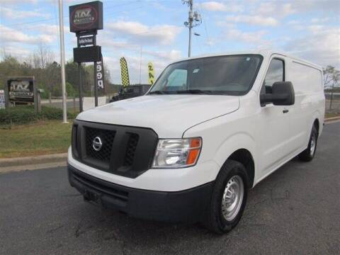 2013 Nissan NV Cargo for sale at J T Auto Group in Sanford NC