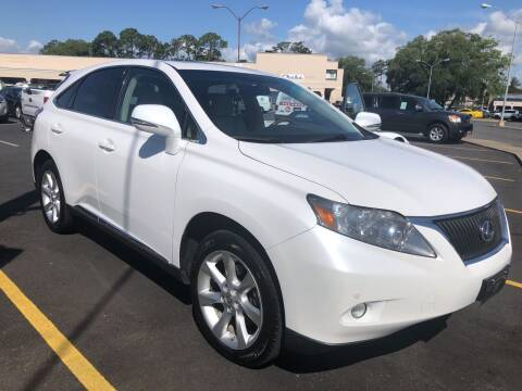 2010 Lexus RX 350 for sale at GOLD COAST IMPORT OUTLET in St Simons GA