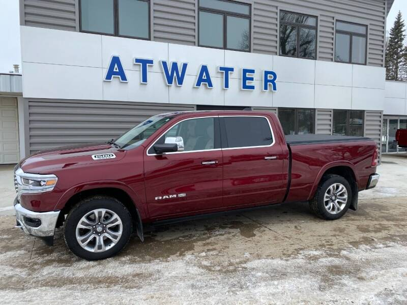 2019 RAM Ram Pickup 1500 for sale at Atwater Ford Inc in Atwater MN