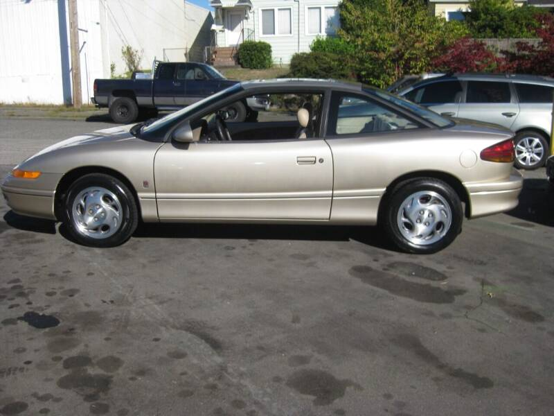 1996 Saturn S-Series for sale at UNIVERSITY MOTORSPORTS in Seattle WA