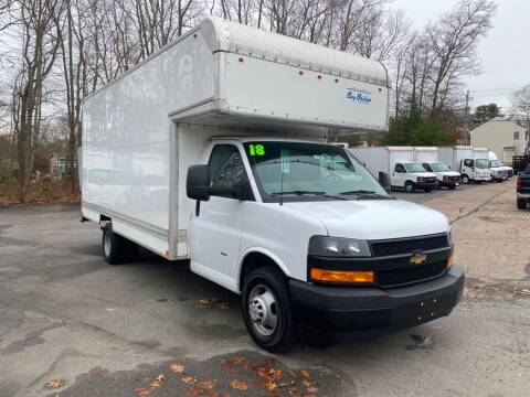2018 Chevrolet Express Cutaway for sale at Auto Towne in Abington MA