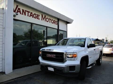 2015 GMC Sierra 1500 for sale at Vantage Motors LLC in Raytown MO