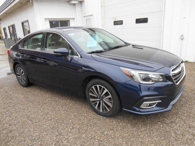 2018 Subaru Legacy for sale at Unity Motors LLC in Jenison MI