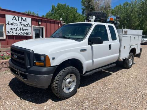 2006 Ford F-350 Super Duty for sale at Autos Trucks & More in Chadron NE