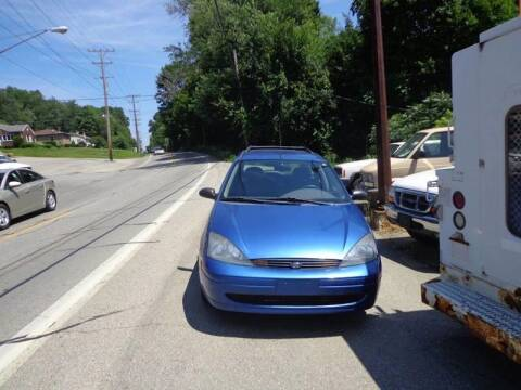 2003 Ford Focus for sale at Stan's Auto Sales Inc in New Castle PA