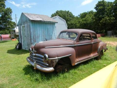 1946 Plymouth Deluxe for sale at Haggle Me Classics in Hobart IN