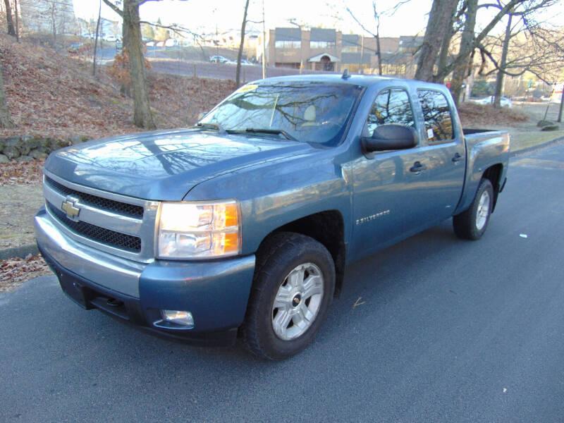 2008 Chevrolet Silverado 1500 for sale at Lakewood Auto in Waterbury CT