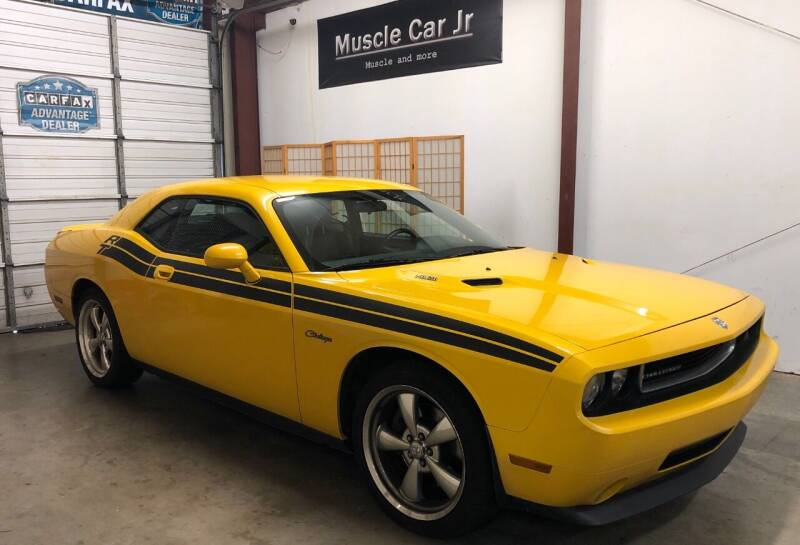 2010 Dodge Challenger for sale at Muscle Car Jr. in Alpharetta GA