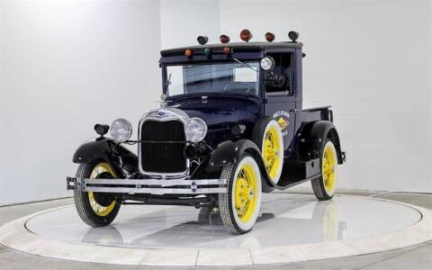 1928 Ford Model A for sale at Mershon's World Of Cars Inc in Springfield OH