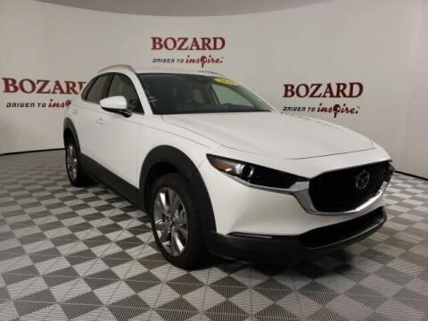 2020 Mazda CX-30 for sale at BOZARD FORD in Saint Augustine FL